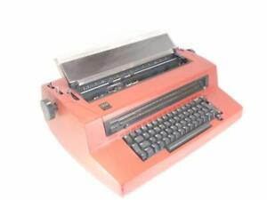 Heavy duty Professional Office Ibm Electric Correcting Typewriter Selectric Iii