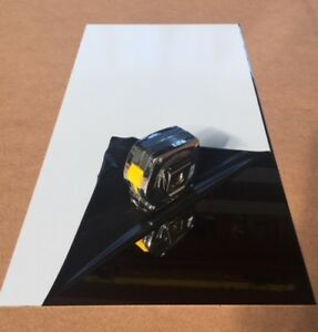 20 Ga Stainless Steel Mirror Sheet X 24 X 36 8 Finish With Pvc