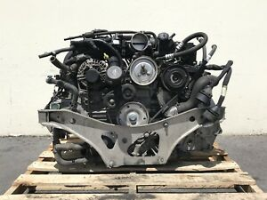 Porsche 911 Carrera 996 3 4l Complete Engine Assembly Motor 121k
