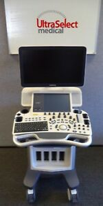 Demo Mindray Dc8 Ultrasound probe with High Definition 3d 4d