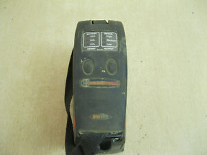 Metrotech 810dx Underground Cable Pipe Locator Transmitter Only