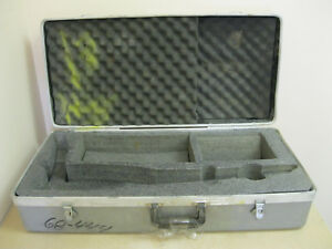 Metrotech Underground Cable Pipe Locator Case For 810dx Case Only Free Shipping