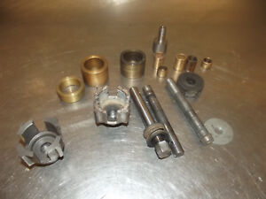 Ford Vintage Flathead 1932 1936 Water Pump Parts Lot Hot Rod V8
