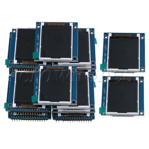 20pcs 1 8 Inch Serial Spi Tft Lcd Module Display Pcb Adapter 128x160 Pixels