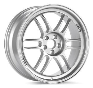 Enkei Rpf1 17x9 45 5x114 3 Silver set Of 4 3797906545sp