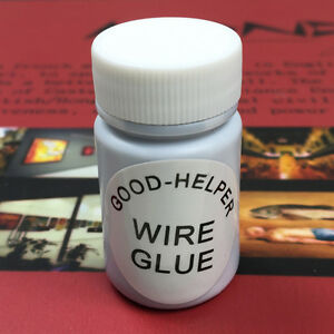No Silver Solder Iron Conductive Glue Electrically Paste Pcb Adhesive 10pcs