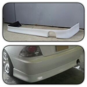 Rear Lip Vertex Style For Lexus Is200 Toyota Altezza Sxe10
