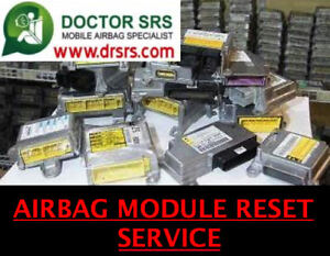 Dr Srs 2000 2018 Mazda 3 Srs Airbag Control Module 24 Hour Reset Service