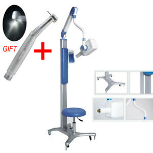 Mobile Dental X ray Machine Equipment Unit Remote Controller Moving Type Ce 2017