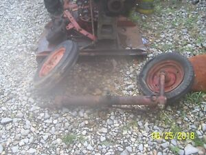 International Farmall Cub Tractor Front Axle Assm