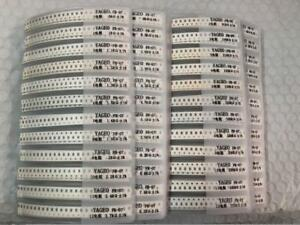 50 Pcs X 0805 170 Smd Resistor Kit 5 8500pcs In All