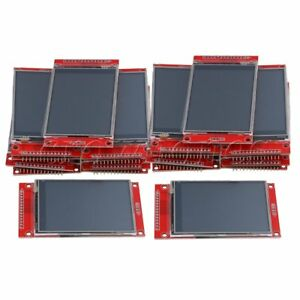 20pcs Lcd Touch Panel 240 X 320 2 8 Spi Tft Serial Port Module With Pbc Ili9341