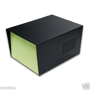 Su695 6 Diy Electronic Metal Project Box Transformer Enclosure Case