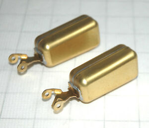 1957 66 Cadillac Brass Float Set Carter Afb 4 Barrel Carburetors New 2pc
