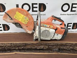 Stihl Ts400 Concrete Cut off Saw Strong Runner Ships Fast Ts420