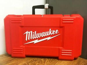Brand New Milwaukee 3107 6 7 0 Amp 1 2 inch Right Angle Drill With D handle