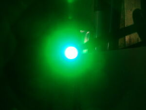 One Lot 500 Bright Green Led s Hp Hlmp am97 24czz New And Unused