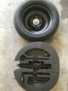 2006 2011 Honda Civic 15 Spare Tire Set With Jack And Tools Free Shipping