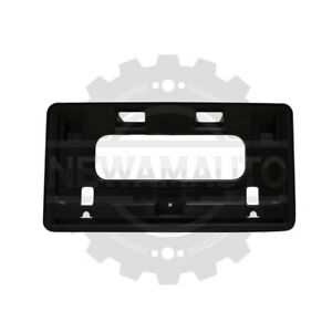 Am For Honda Civic Front License Plate