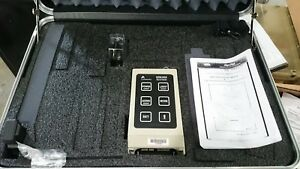 Nrc Canberra Adm 300a Survey Metre Radiological Assessment Kit Accessories