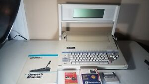 Smith Corona Pwp6 Pwp 6 Personal Word Processor Typewriter Excellant W Extras