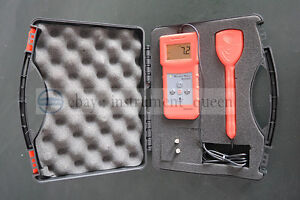 Toky Ms7200 Wood bamboo carton concrete floor timber paper Moisture Meter