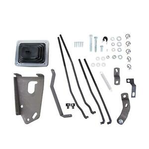 Hurst 3670027 Mastershift 3 Speed Installation Kit
