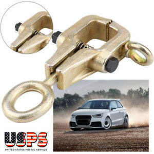 5 Ton 2 Way Frame Back Self Tightening Grips Auto Body Repair Pull Clamp