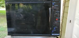 Moffat Turbofan E311 Countertop 1 2 Size Electric Convection Oven