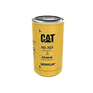 Caterpillar 093 7521 0937521 Hydraulic Oil Filter Advanced High Efficiency