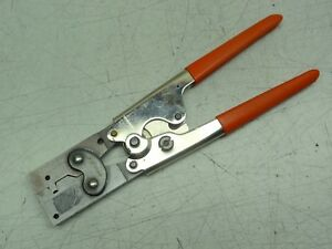 Molex Part Number Htr 4067 Hand Crimp Tool Crimper
