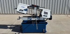 Acra Ue 916a Horizontal Band Saw 9 x16 Wet Saw Ready For Work