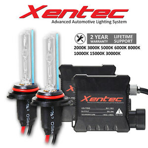 Xentec Xenon Light Hid Kit H7 Low Beam For Mazda 6 3 Cx 7 Mx 5 Rx 8
