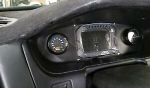Custom Instrument Cluster To Fit Aem Cd5 For 95 98 Nissan 240sx S14