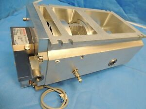 Thermo Fisher Pfeiffer Tmh 521 Turbo Vacuum Pump Tc600 Control Catridge Housing