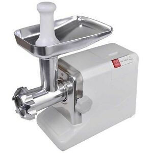 Meat Grinder Stainless Steel Electric Grinders Best Butcher Kitchen Commercial