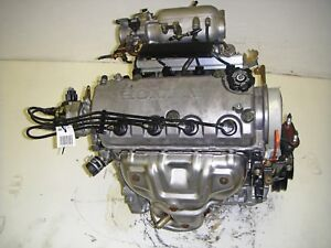 1996 2000 Honda Civic Dx D16a 1 6 Liter Used Japanese Engine Jdm Engine