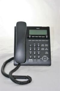 Nec Business Office Phone With Display Ity 6d 1 bk Works Nice
