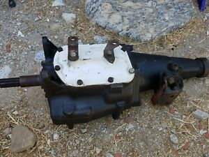 Saginaw Chevrolet Gm 3 Speed Manual Transmission 3925647 52 Pickup
