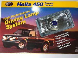 Hella 450 Driving Lamps No 73109 Only Brings One Driving Lamp