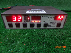 Kustom Signal Eagle Plus Police Radar Speed Detection Control Head Unit B9