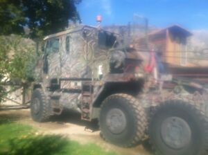 Winch Truck Equipment Hauler Military M1070 120 Ton Hydraulic Winches Reco