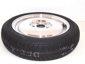 94 04 Ford Mustang Aluminum Rim Spare Tire 5 Lug 15 X 4