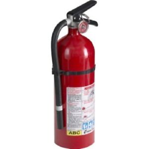Kidde 21005779 Pro 210 Fire Extinguisher Abc 160ci 4 Lbs 1 Pack