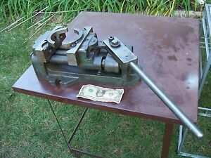 Boyd Machine Milling Vise Used 7 Jaws Lathe Mill Machinist