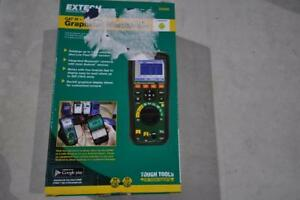 Extech Instruments Gx900 True Rms Graphical Multimeter Brand New 1