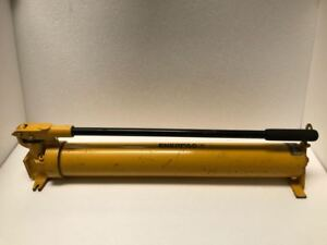 Enerpac P 801 2 speed Hydraulic Hand Pump 700 Bar 10 000 Psi 2 free Shipping