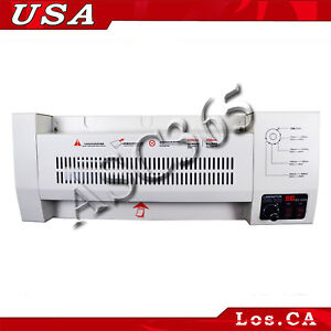 1all Steel Thermal A3 Hot cold 13 Laminator Pouch Photo Laminator Laminating