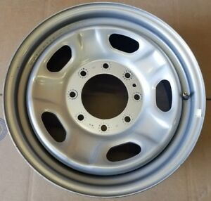 3828 17 10 11 12 13 14 15 16 17 18 Ford F250 F350 Oem Steel Wheel Rim 17x7 5