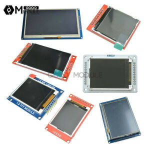 1 44 1 8 5 7 Inch Serial Spi Tft Lcd Display Shield Module Ssd1963 St7735s